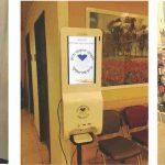 O signage que vai ajudar na higienização adequada das mãos em ambientes de alto fluxo de pessoas